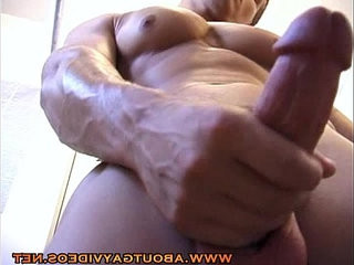 Big Cock Muscle Stud Teasing | big porn   cocks   gays tube   muscular   stud