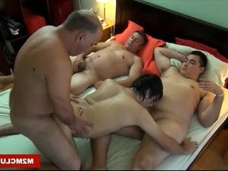 Young Guy Gang Banged | banged   bears best   gangbang   young man