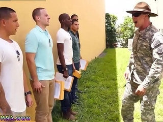 Gay soldier porn cute butt Yes Drill Sergeant! | but clips   cute porn   gays tube   military