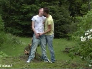 Forest Hump Two Naughty Twinks Outdoors Fuck | bigcock   fucking   naughty   outdoors   twinks   two movie