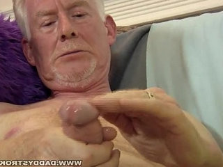 Aiden And His Nice Daddy Cock | cocks   daddy   masturbating   nice