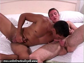 Pic porn gay small sleep He is so into it that he reaches down to   gays tube  sleeping  small