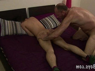 Balding gay dad slams the asshole of a cute boy | asshole   boys   cute porn   daddy   gays tube   twinks