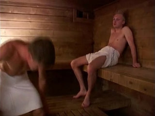 Hardcore anal adventure at the sauna with horny twinks | anal top   hardcore   horny   pounding   twinks