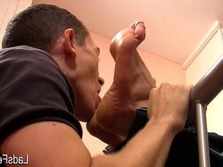 Juego de lengua y pies | feet top