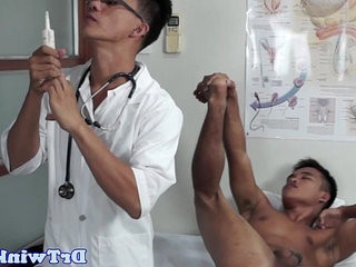 Asian twink doctor rims patients ass | asian   ass collection   doctors   fetish   twinks