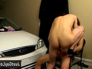 Gay clip of A Butt Fuck In The Garage | blackhair  but clips  clip hot  fucking  gays tube
