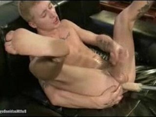 Skater boy Prince gets fucked by huge fucking machine and made to cum | boys   cums   fucking   getting   huge gay   skater