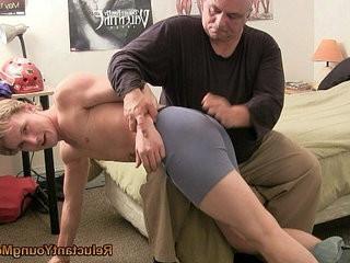 Naughty Axel Promo   naughty  spanking